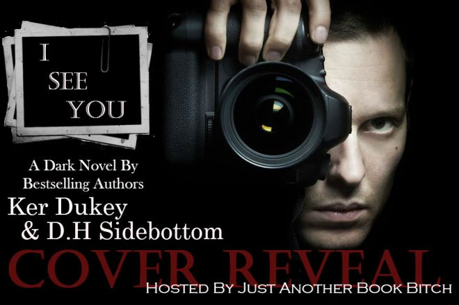 I See You Cover Reveal Banner