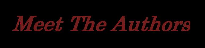 Meet the authors 1