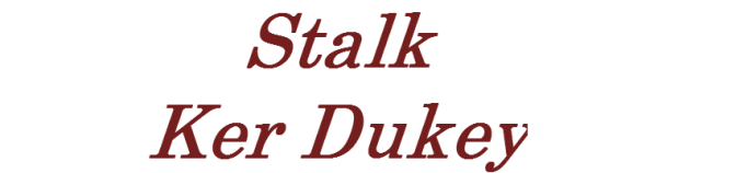 Stalk Ker