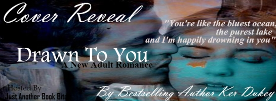 Drawn To You Cover Banner