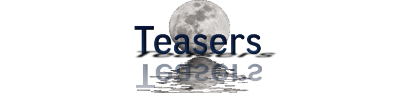 Moon Book Teasers
