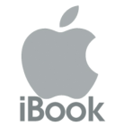 iBook Isolated logo