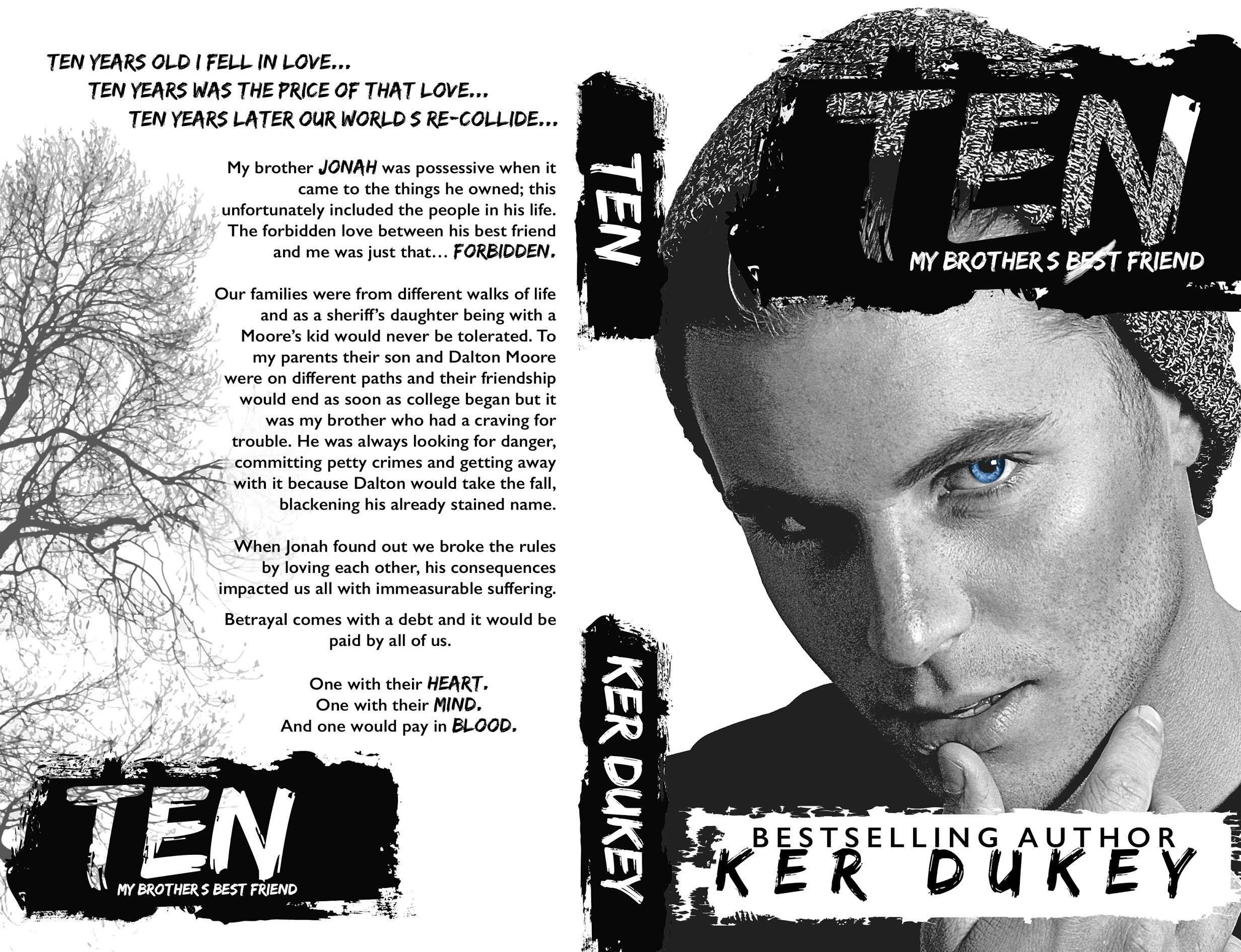 COVER Jacket TEN