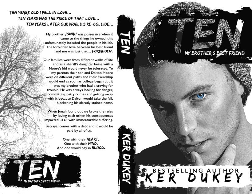 COVER Jacket TEN
