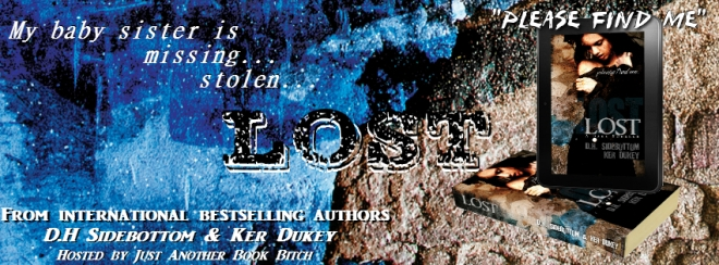 Lost cover reveal banner 3