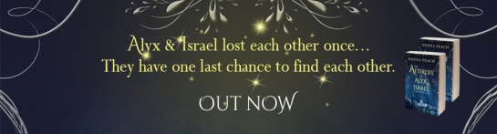 Release Blitz: The Afterlife of Alyx and Israel by Hanna Peach